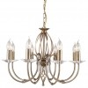 Lampa wisząca AEGEAN AG8 AGED BRASS - Elstead Lighting
