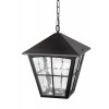 Lampa wisząca EDINBURGH BL38 BLACK IP44 - Elstead Lighting