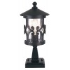 Lampa stojąca HEREFORD BL12 BLACK IP23 - Elstead Lighting