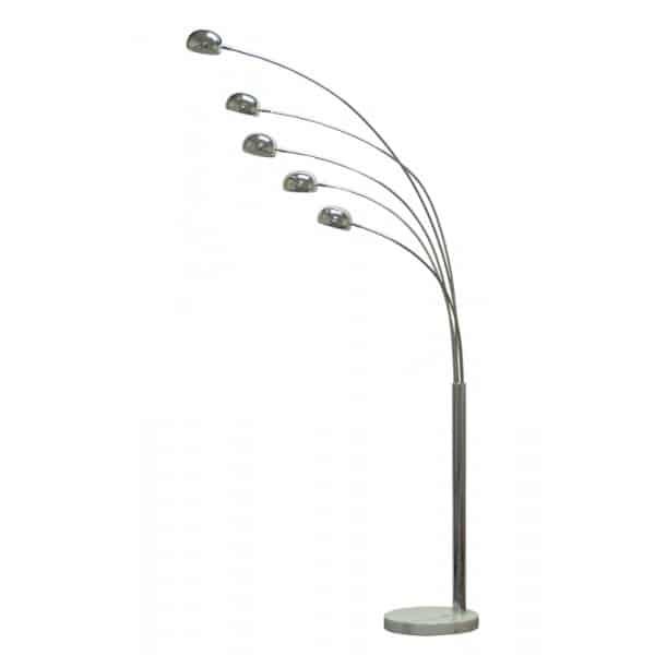 Lampa Podłogowa Palp Ts 5805 Chrome Azzardo