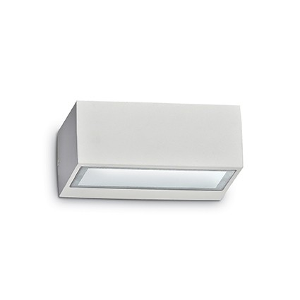 Kinkiet TWIN AP1 BIANCO 115351 -Ideal Lux