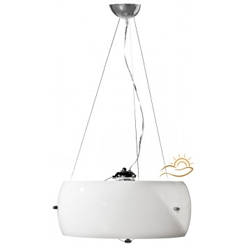 Lampa wisząca MOON SHADOW WHITE 50 LM016 - Light Max