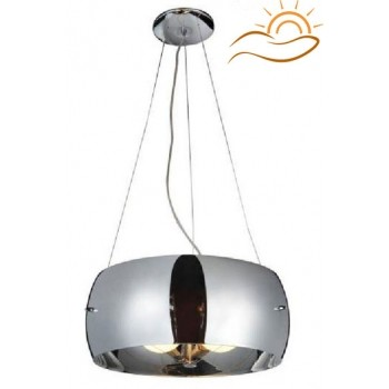 Lampa wisząca MOON SHADOW CHROM 40 LM017 - Light Max