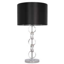 Lampa stołowa LIMA T01946CH – Cosmo Light
