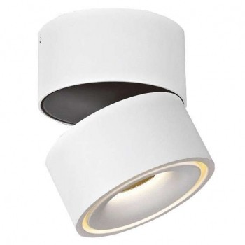 Oprawa Mistic BROKEN 9W Matt White/Black, 3000K 870lm 45° MSTC-05411010 - Mistic Lighting