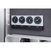 Zegar WORLD TIME UH42SW-CH/KYH1-6 - King Home