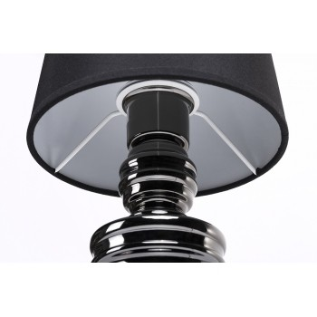 Lampa biurkowa QUEEN 18 - 1018T1.BLACK - King Home